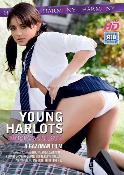 Young Harlots: Dirty Secrets Box Cover