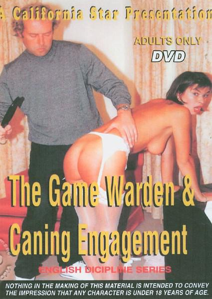 The Game Warden & Caning Engagement Box Cover