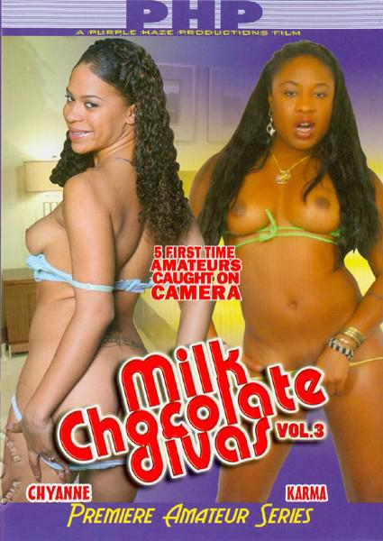 Milk Chocolate Divas Vol. 3 Box Cover