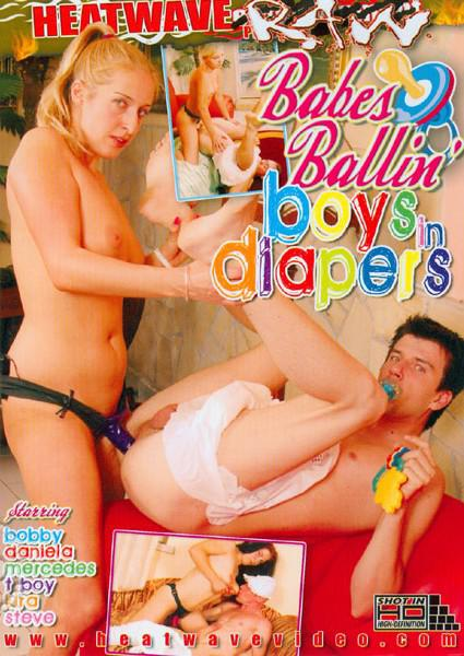 Babes Ballin' Boys In Diapers Box Cover