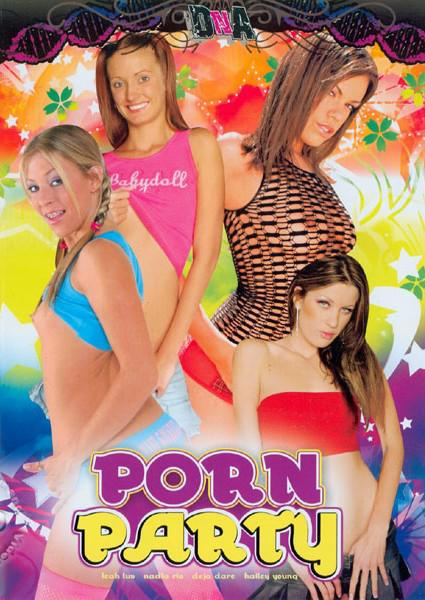 Porn Party Box Cover
