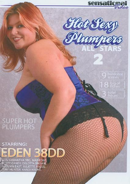 Hot Sexy Plumpers All Stars 2 Box Cover