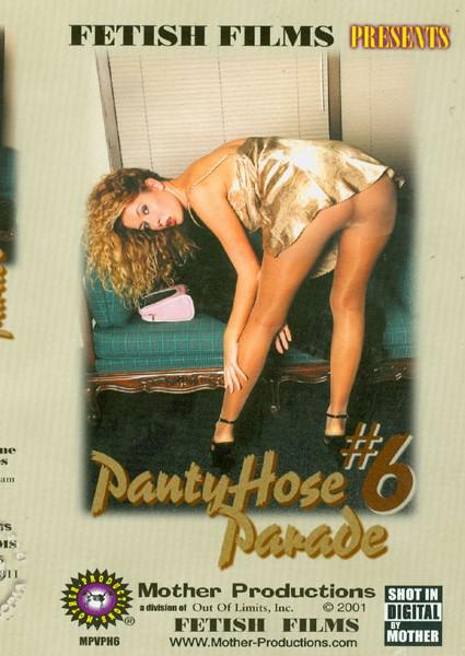 Pantyhose Parade #6 Box Cover