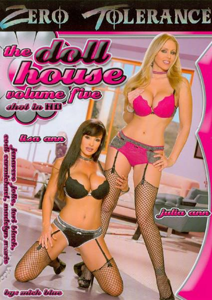 The Doll House Volume Five Box Cover
