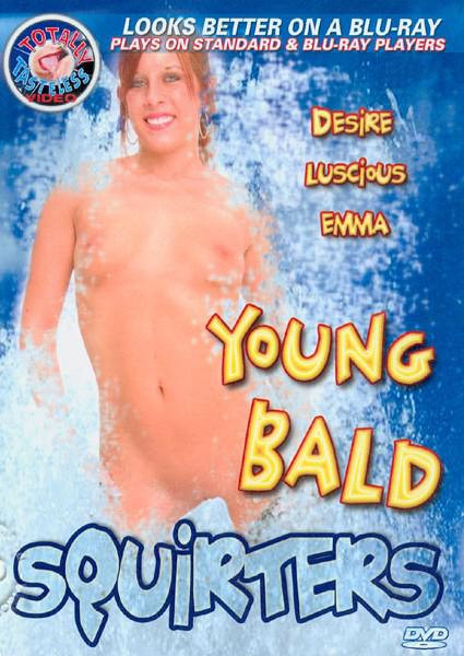 Young Bald Squirters Box Cover