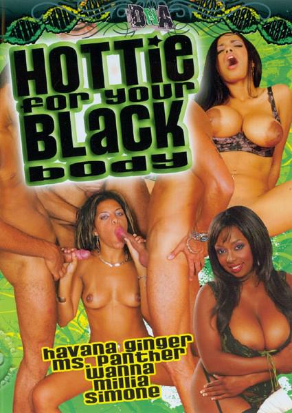 Hottie For Your Black Body Box Cover