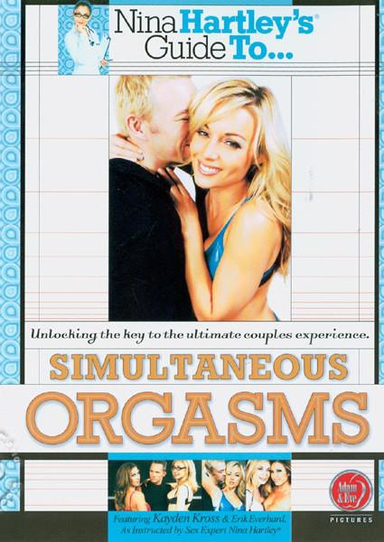 Nina Hartley's Guide To Simultaneous Orgasms Box Cover