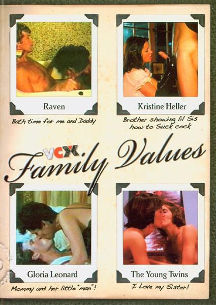 Family Values Box Cover