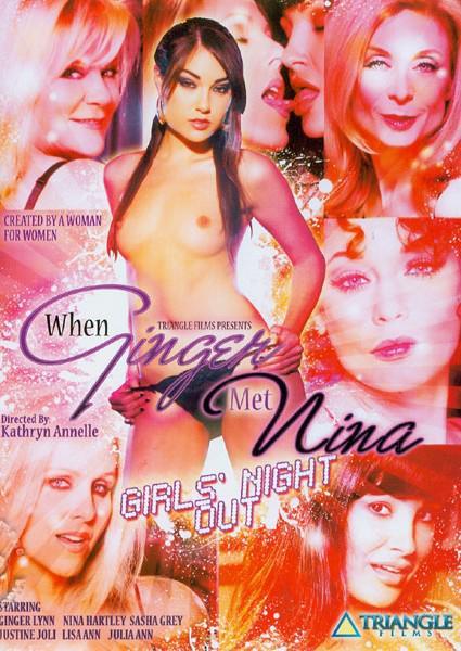 When Ginger Met Nina - Girls' Night Out Box Cover