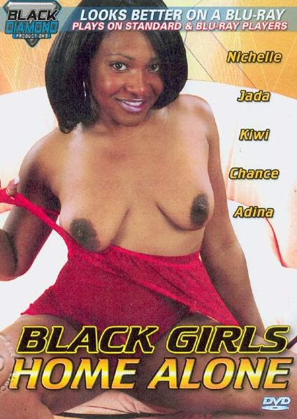 Black Girls Home Alone Box Cover