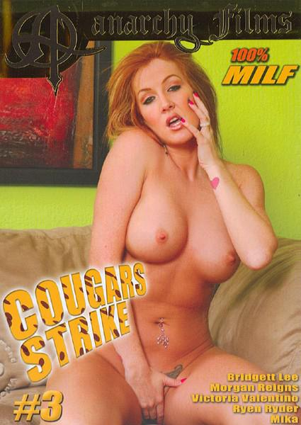 Cougars Strike #3 Box Cover