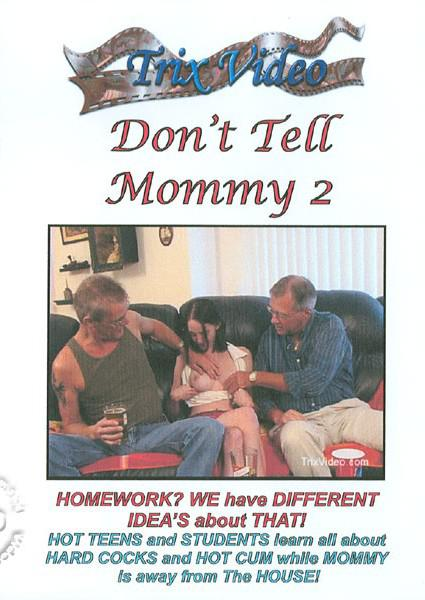 Don't Tell Mommy 2 Box Cover