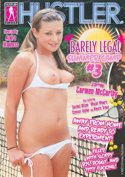 Barely Legal Summer Camp #3 Box Cover