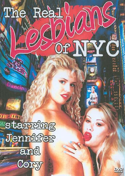 The Real Lesbians Of NYC Starring Jennifer And Cory Box Cover