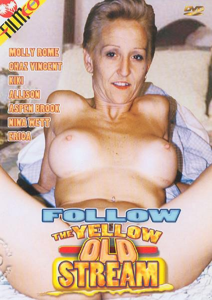 Follow The Yellow Old Stream Box Cover