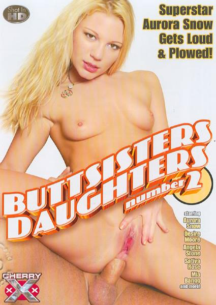 Buttsisters Daughters 2 Box Cover