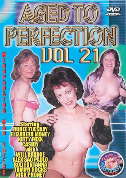 Aged To Perfection Vol 21 Box Cover