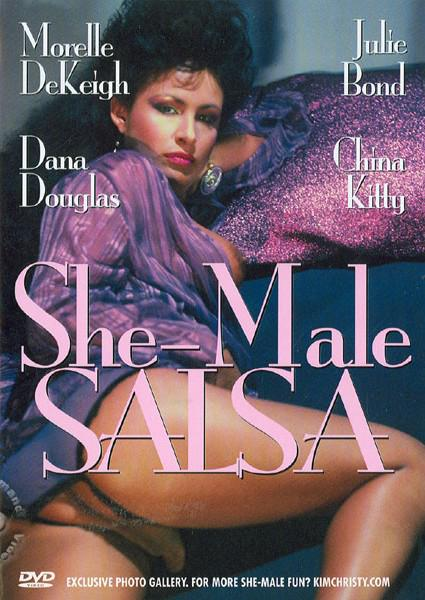 She-Male Salsa Box Cover