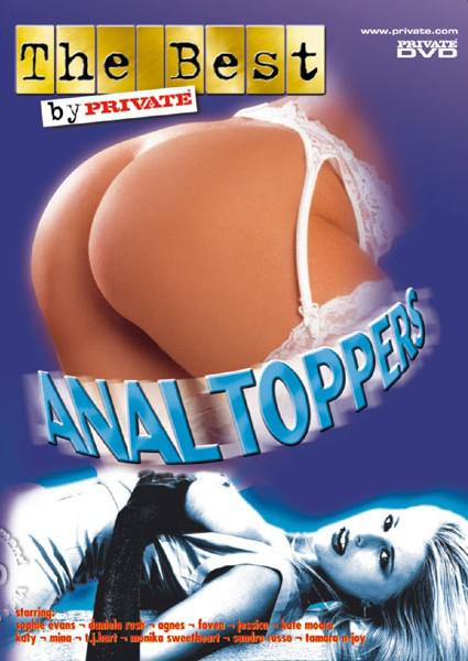 Anal Toppers Box Cover