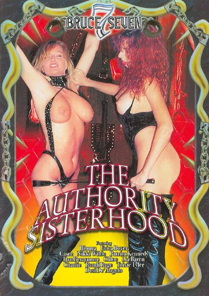 The Authority Sisterhood Box Cover