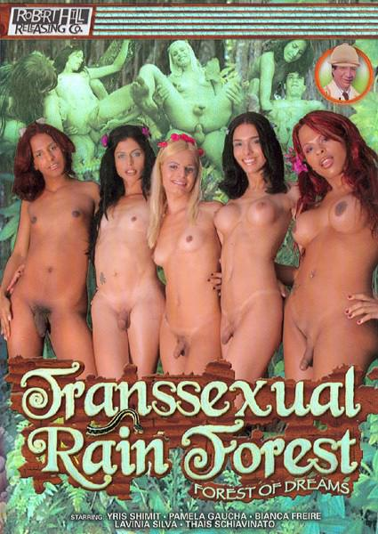 Transsexual Rain Forest - Forest Of Dreams Box Cover