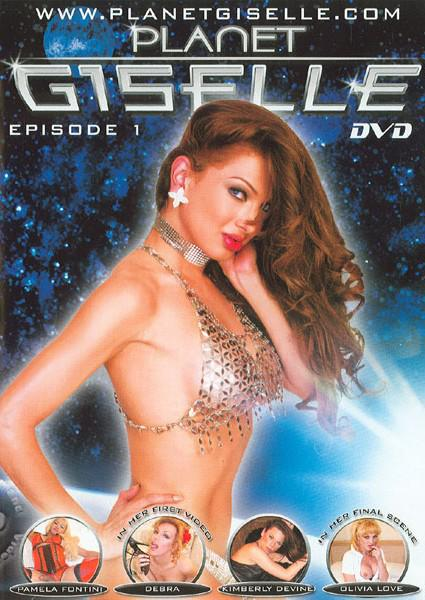 Planet Giselle - Episode 1 Box Cover