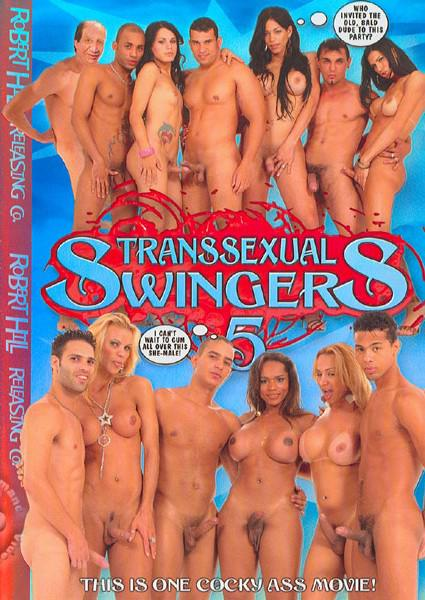Transsexual Swingers 5 Box Cover
