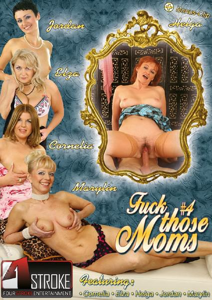 Fuck Those Moms #4 Box Cover