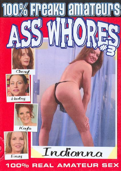Ass Whores #3 Box Cover