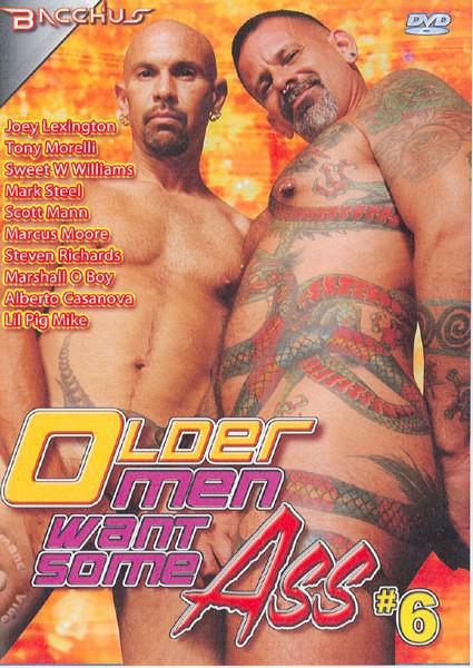Older Men Want Some Ass #6 Box Cover - Login to see Back