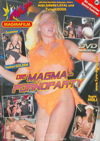 Die Magma Pornoparty