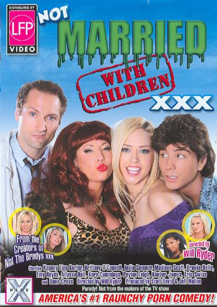 Not Married With Children XXX Box Cover