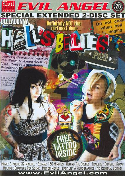 Hell's Belles (Disc 1) Box Cover