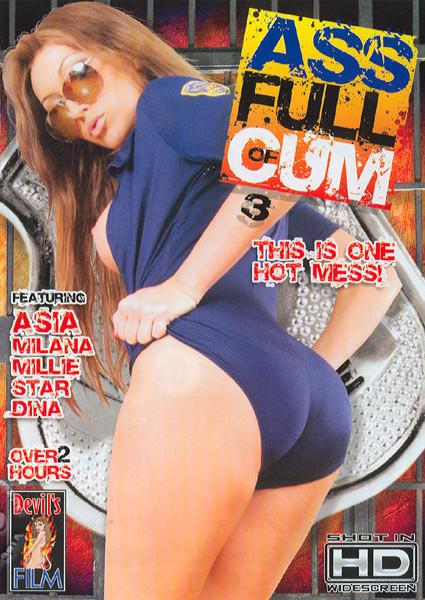 Ass Full Of Cum 3 Box Cover