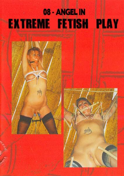 Extreme Fetish Play 8 Box Cover