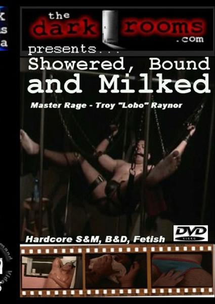 Showered, Bound And Milked Box Cover