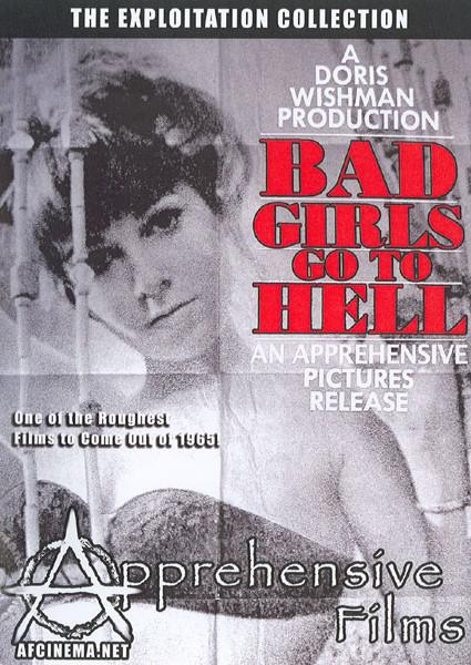 Bad Girls Go To Hell Box Cover