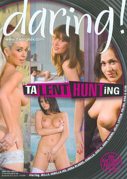 Talent Hunting Box Cover