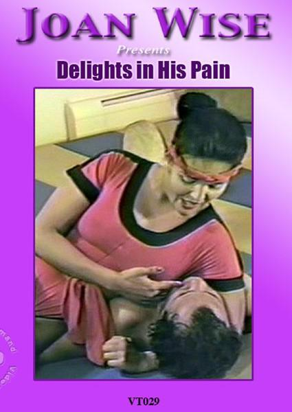 Delights In His Pain