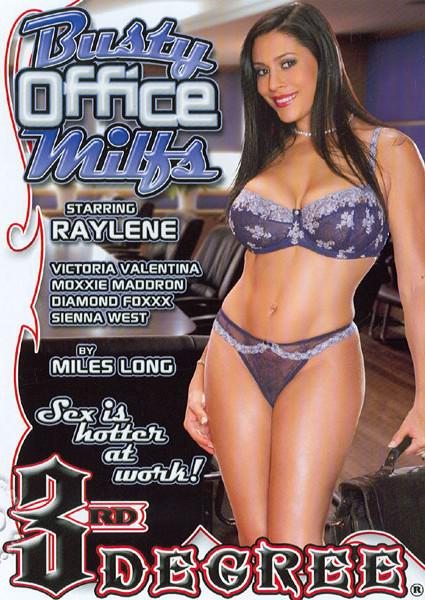 Busty Office MILFs Box Cover