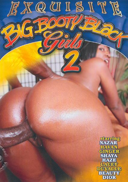 Big Booty Black Girls 2 Box Cover