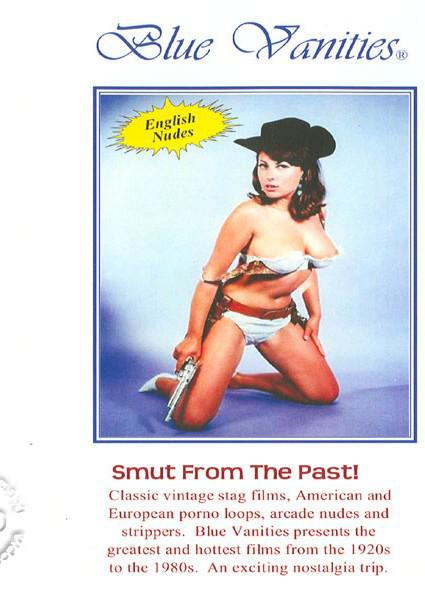 Softcore Nudes 582: '50's & '60's (Color and B&W) Box Cover