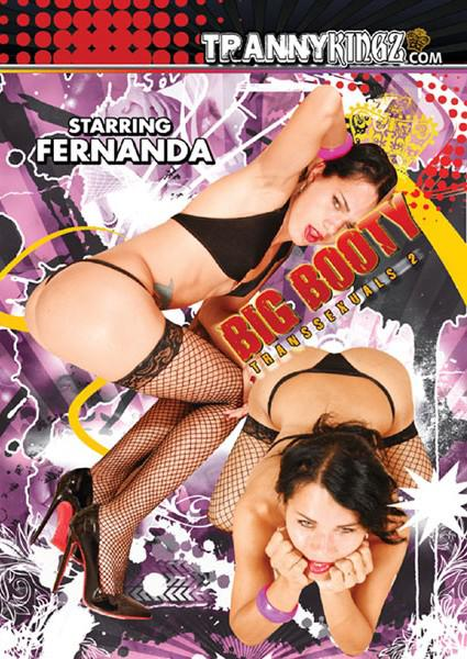 Big Booty Transsexuals 2 Box Cover