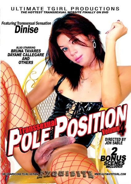 Transsexual Pole Position Volume 4 Box Cover