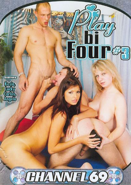 Play Bi Four #3 Box Cover