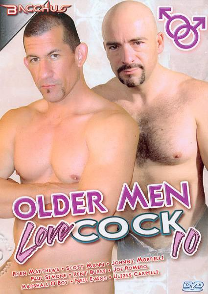 Older Men Love Cock 10 Box Cover - Login to see Back