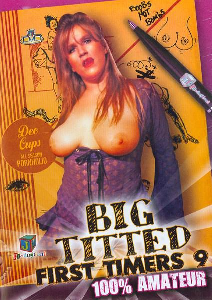 Big Titted First Timers 9 Box Cover