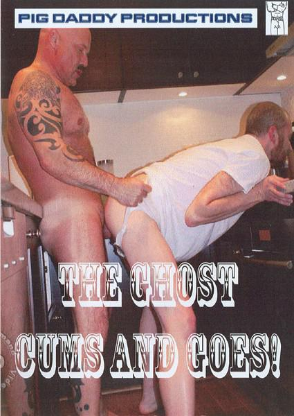 The Ghost Cums And Goes! Box Cover