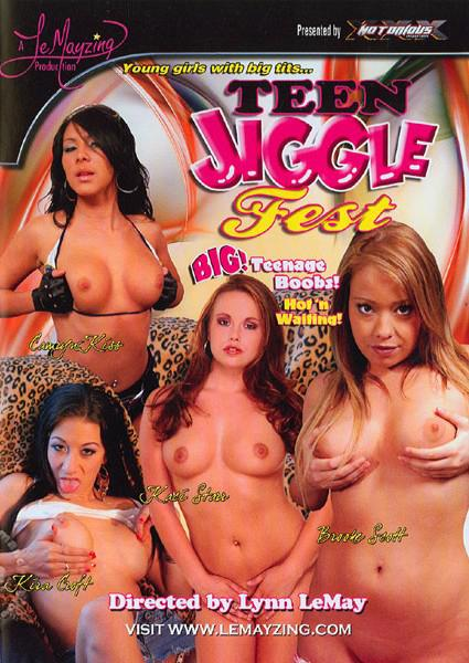 Teen Jiggle Fest Box Cover