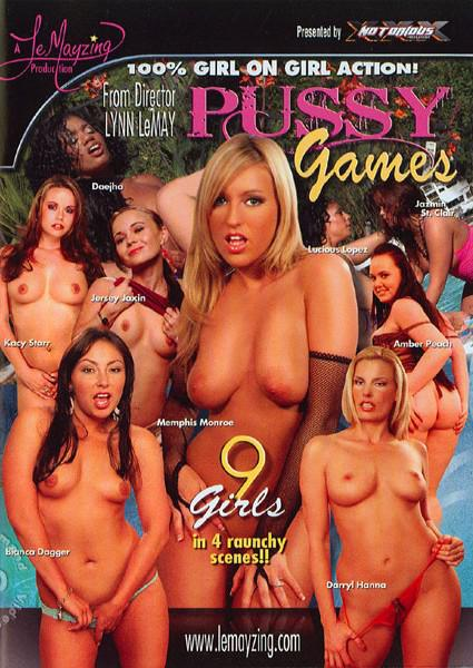 Pussy Games Box Cover
